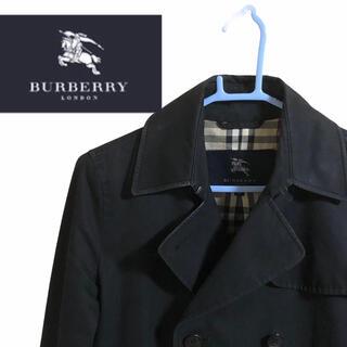 BURBERRY - バーバリー ロンドン Burberry LONDON トレンチ コート チェック