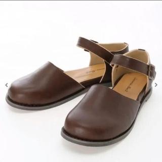 サマンサモスモス(SM2)のいちごジャム様専用 SM2 ストラップシューズ(ローファー/革靴)