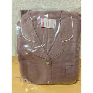 シマムラ(しまむら)のプチプラのあや パジャマ ルームウェア くすみピンク Mサイズ(ルームウェア)