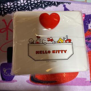 ハローキティ - キティ 持ち手付きBOX Mサイズ