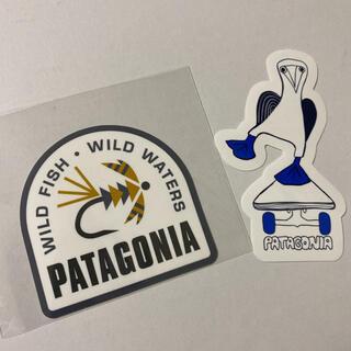 patagonia - Patagonia 公式ロゴステッカーセット パタゴニア