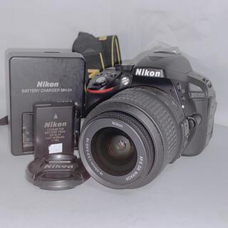 Nikon - 【初心者おすすめ!】Nikon D5300 18-55G VR 標準レンズキット