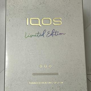 IQOS - IQOS 本体 限定 ムーンシルバー リミテッドエディション