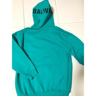 Balenciaga - 【美品】Balenciaga バレンシアガ パーカー S
