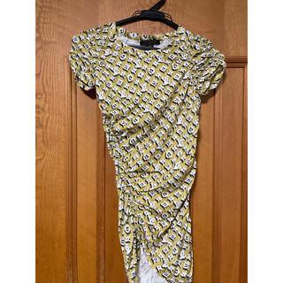 ルイヴィトン(LOUIS VUITTON)の美品 ルイヴィトン レディース トップス XS(Tシャツ(半袖/袖なし))
