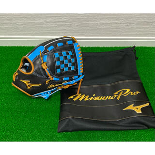 MIZUNO - 直営店オリジナル フルオーダー ミズノプロ軟式 内野手用AXI型