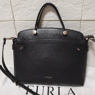 Furla - 【美品 売り切り 最終値下げ】Fulra AGATA 2wayバッグ フルラ