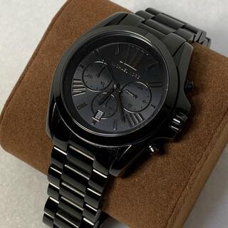 Michael Kors - MICHAELKORS マイケルコース 腕時計 黒