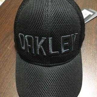 オークリー(Oakley)のOAKLEY オークリー  メッシュキャップ 2021年 春夏 最新モデル(キャップ)