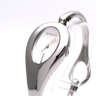 Gucci - 【GUCCI】グッチ 時計 'ホースビット' オールシルバーモデル ☆極美品☆