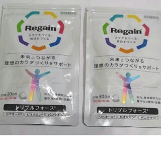 リゲイン トリプルフォース 2袋 未開封品