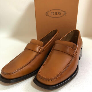 TOD'S - 【TODS】 トッズ レディース  ローファー 革靴 新品 保管品