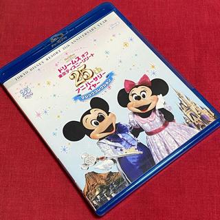 ディズニー(Disney)の【送料無料】ディズニーリゾート 25th マジックコレクション【Blu-ray】(キッズ/ファミリー)
