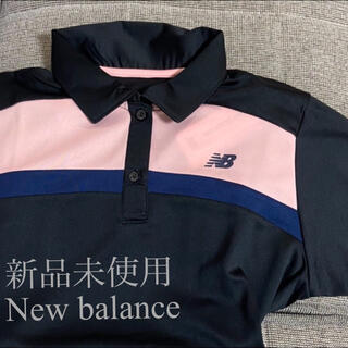 New Balance - 値下げ ニューバランス ポロシャツ新品未使用