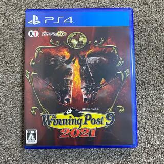 Koei Tecmo Games - ウイニングポスト9 2021 PS4 美品 送料無料
