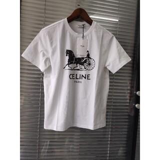 celine - CELINEセリーヌ Tシャツ 半袖 レディース M
