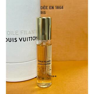 ルイヴィトン(LOUIS VUITTON)のルイヴィトン 香水 新品未使用 エトワール・フィラント 7.5ml 1本(香水(女性用))