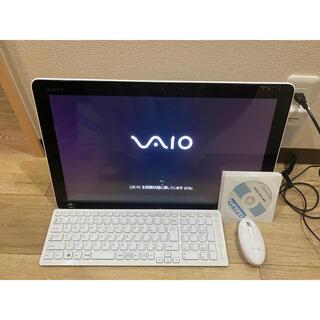 バイオ(VAIO)のジャンク品VAIO PC(デスクトップ型PC)