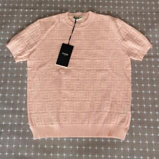 FENDI - ♪フェンディ♪ピンク セーター
