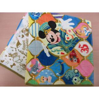 ディズニー(Disney)の新品未使用★ディズニーフェイスタオル★32(その他)