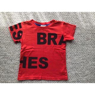 ブランシェス(Branshes)のブランシェス 半袖Tシャツ 100cm(Tシャツ/カットソー)