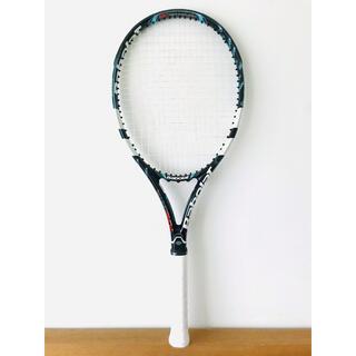 バボラ(Babolat)の【新品同様】バボラ『ピュアドライブプラス』テニスラケット/ブルー/初心者/G2(ラケット)