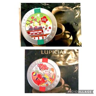 ルピシア(LUPICIA)の博多阪急限定 ルピシア 紅茶 緑茶 セット(茶)