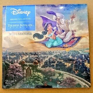 ディズニー(Disney)のディズニー 2021年 カレンダー(カレンダー/スケジュール)
