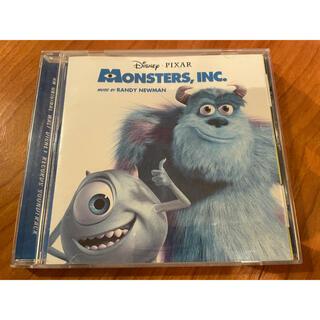 ディズニー(Disney)のモンスターズインクオリジナルサウンドトラック ※動作確認済(映画音楽)
