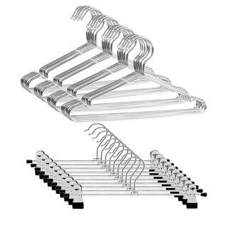 ハンガー ズボンハンガー セット(押し入れ収納/ハンガー)
