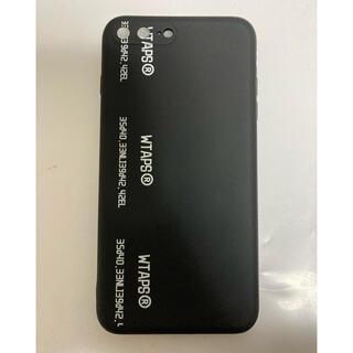 ダブルタップス(W)taps)のiPhone SE第二世代 iPhone7用携帯ケース wtaps (iPhoneケース)