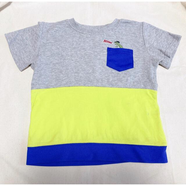 kladskap(クレードスコープ)の【kladskap】スポーティー Tシャツ キッズ/ベビー/マタニティのキッズ服男の子用(90cm~)(Tシャツ/カットソー)の商品写真