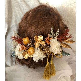 髪飾り 和装 成人式