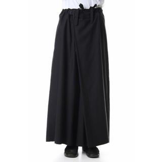 Yohji Yamamoto - BLACK SCANDAL yohji yamamoto20ss スカートパンツ
