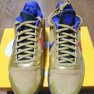 アンディフィーテッド(UNDEFEATED)のUndefeated x Nike Kobe 5 Protro 26cm(スニーカー)