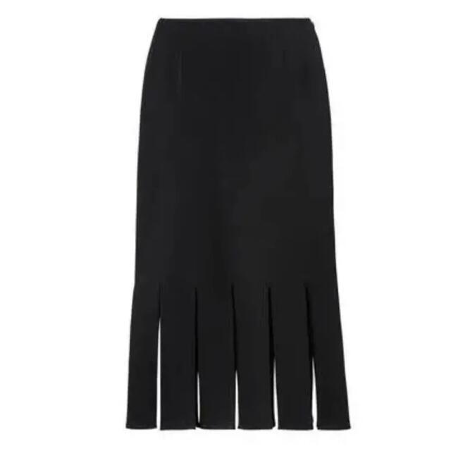 LE CIEL BLEU(ルシェルブルー)のルシェルブルー スリットスカート レディースのスカート(ロングスカート)の商品写真
