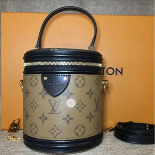 LOUIS VUITTON - Louis Vuitton CANNES ハンドバッグ