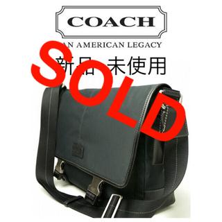 COACH - 新品・未使用 コーチCOACH メッセンジャーバッグ