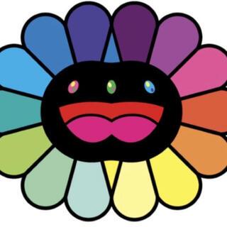 3枚セット 村上隆 版画 Multicolor Double Face お花 (版画)