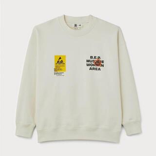 H&M - スウェットシャツ H&M×BlackEyePatch