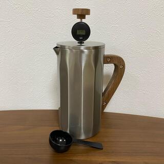 スターバックスコーヒー(Starbucks Coffee)のスタバ STARBUCKS ステンレス コーヒープレス 限定品 スターバックス(調理道具/製菓道具)