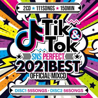 MIXCD - TIK Tok -2021 SNS PERFECT BEST
