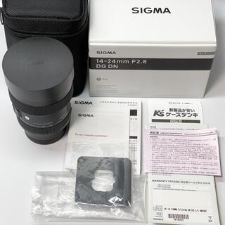 SIGMA - SIGMA 14-24mm F2.8 DG DN ライカ Lマウント