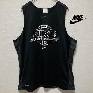 ナイキ(NIKE)のNIKE ALL ASIA CAMP ナイキ バスケットボール ユニフォーム(タンクトップ)