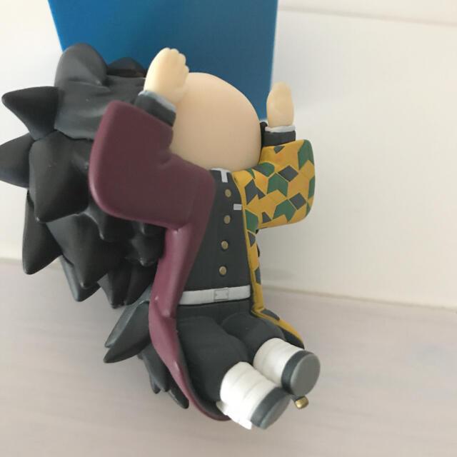 BANPRESTO(バンプレスト)の鬼滅の刃 ひっかけフィギュア富岡義勇 新品未開封 エンタメ/ホビーのおもちゃ/ぬいぐるみ(キャラクターグッズ)の商品写真