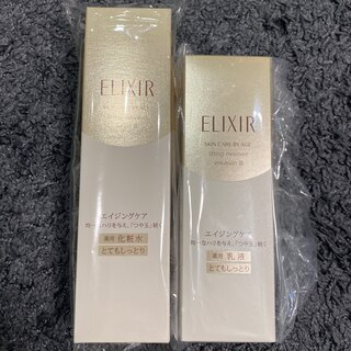 ELIXIR - 資生堂 エリクシール シュペリエル リフトモイスト ローション T III 化粧