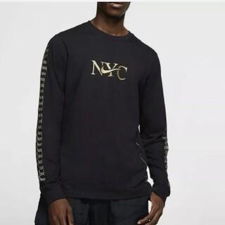 ナイキ(NIKE)のNike NYC ニューヨーク ロンT(Tシャツ/カットソー(七分/長袖))
