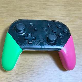 Nintendo Switch - 【ジャンク品】Switch Proコントローラー