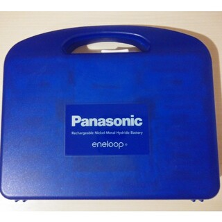 Panasonic - 【未使用】パナソニック eneloop充電器セット