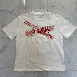 マルタンマルジェラ(Maison Martin Margiela)の新品未使用 Martin Margiela Tシャツ サイズ44(Tシャツ/カットソー(半袖/袖なし))